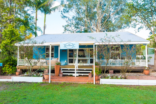 Guest House, Tyalgum, Day Spa, Retreat, Mt Warning, Bed & Breakfast